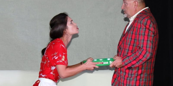 "FOTO: Predstavom ""Đe sam ja tu"" počeo festival ""Pozorište bez granica"""