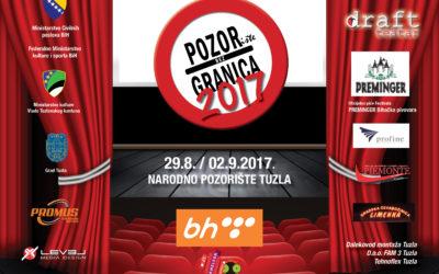 17 Međunarodni Pozorišni Festival Pozorište Bez Granica